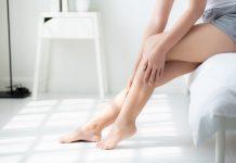 cuscino-per-gambe-postura